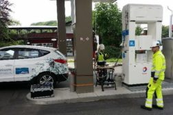 Hydrogen Fuel Quality Assurance for PEM fuel cells