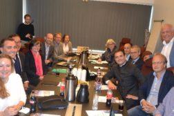 Rahul Gandhi visited Oslo Renewable Energy Cluster
