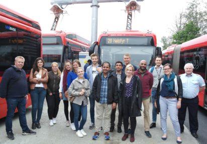 NorRen Summer School on Sustainable Transport