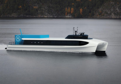 Report: Energy Demand in the Norwegian high-speed Passenger Ferry Sector