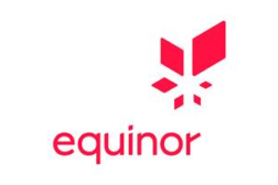 Welcome to Equinor as new Partner!