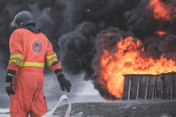 Safety seminar for first responders
